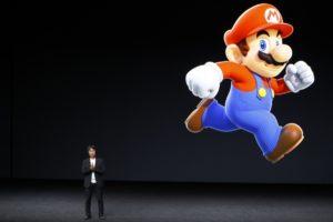 Super Mario Shigeru Miyamoto