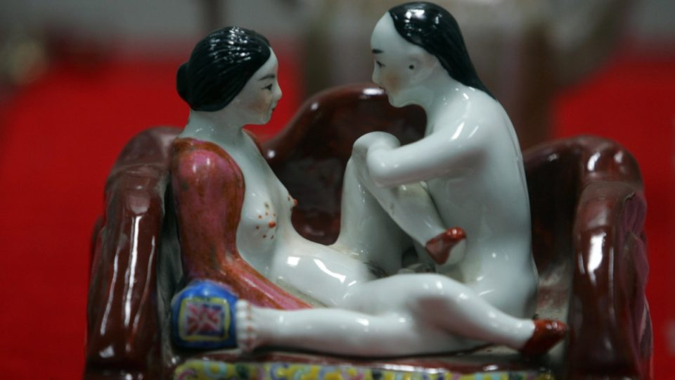 China sex education