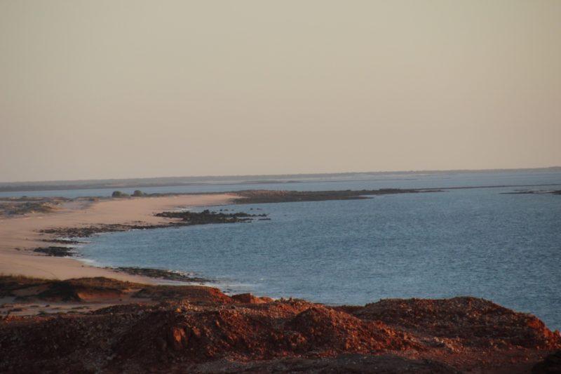 Cape Leveque from Kooljiman.