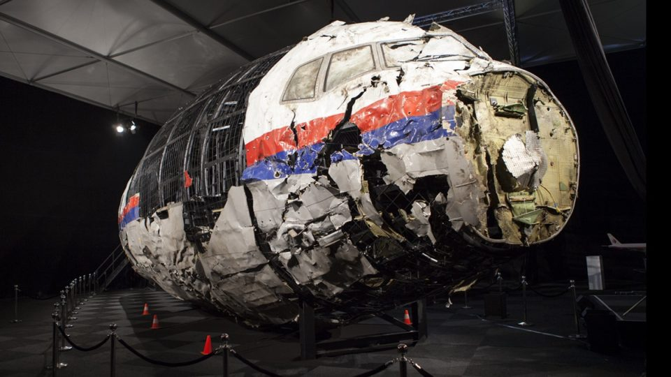 Najib: Punish those who shot down MH17