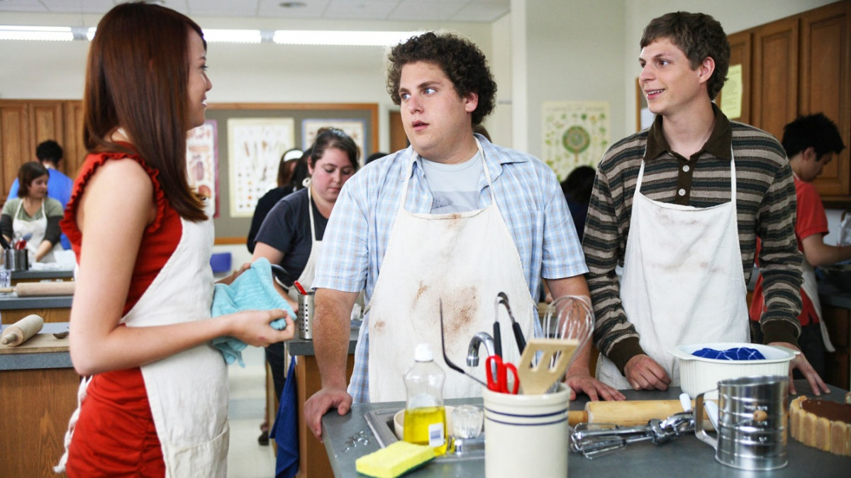 Superbad The First Two Years