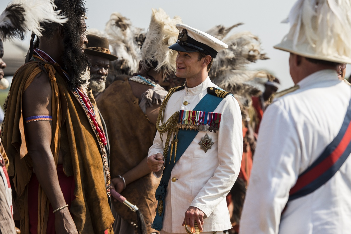 Matt Smith plays Prince Philip. Photo: Netflix