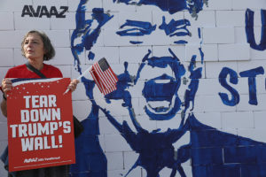Donald Trump wall Mexico