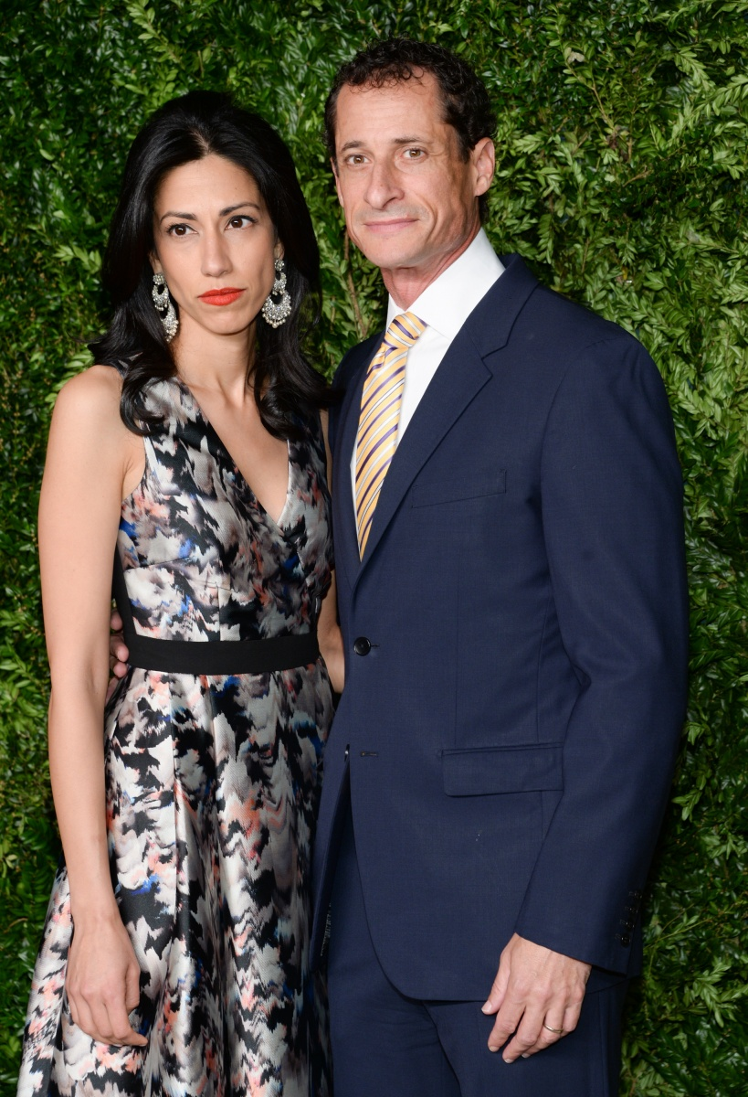 anthony weiner wife