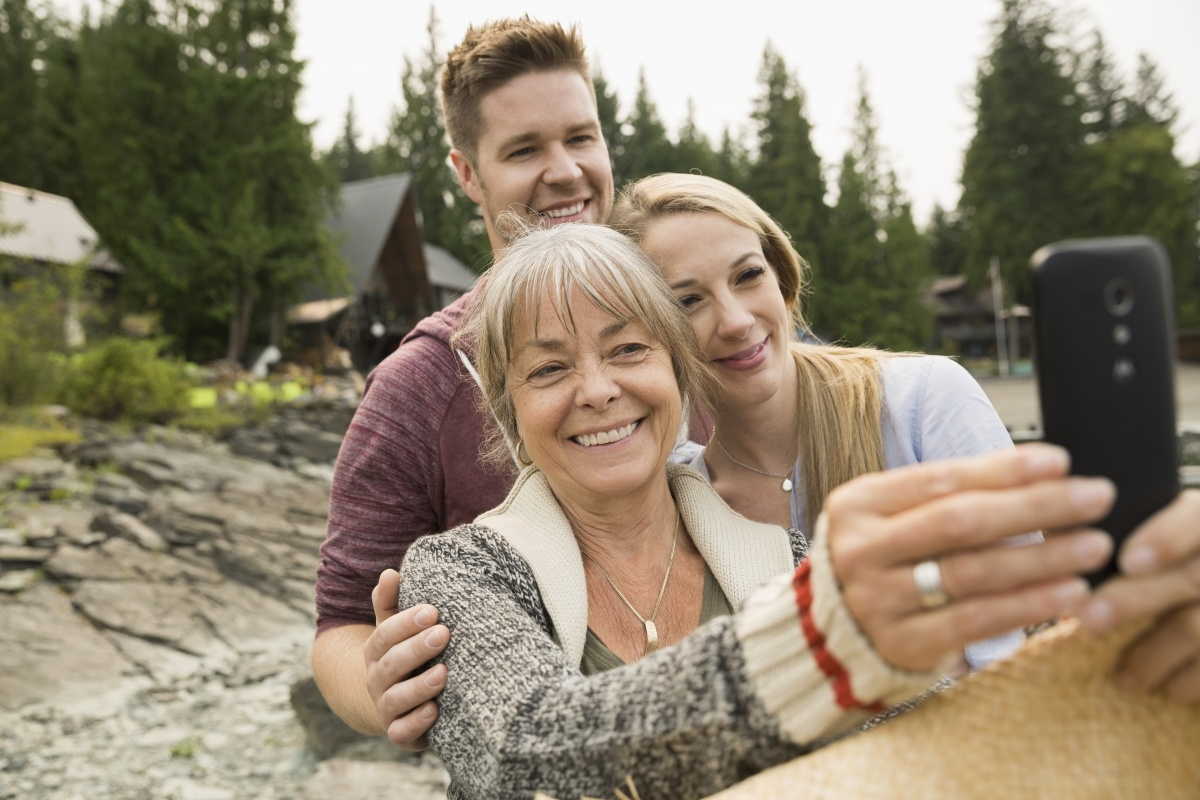 Most boomers don't want their adult kids to come along for the ride. Photo: Getty