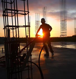 Copnstruction worker. Photo: Getty