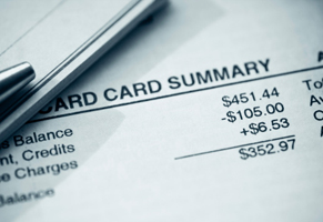 A credit card can boost your score, but only if you repay on time. Photo: Getty