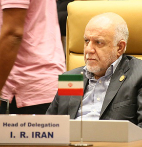 The big question is whether Iran, represented at OPEC by Energy Minister Bijan Namdar Zangeneh, and others will hold to any agreed production limits. Photo: Getty