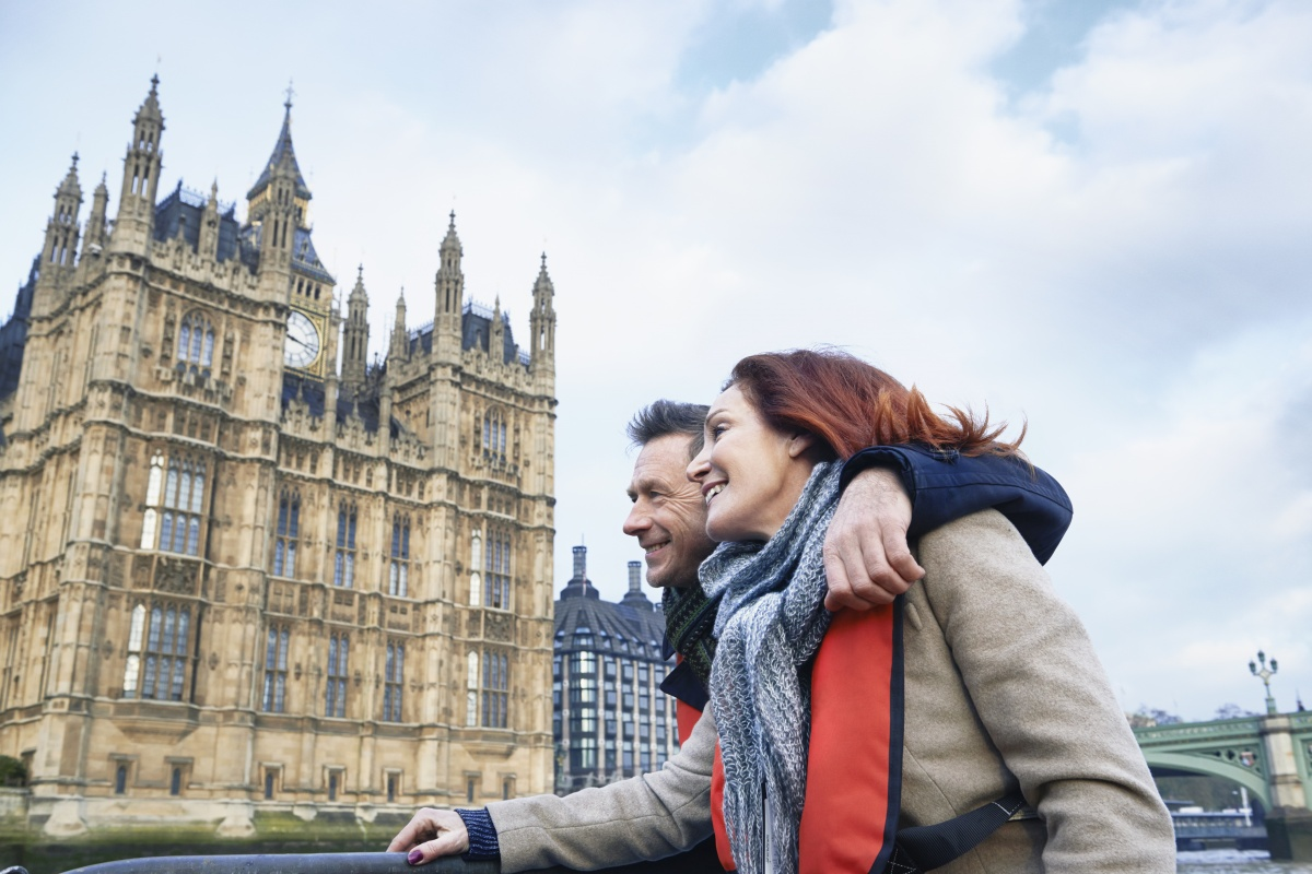 The UK is the hot destination for boomers. Photo: Getty