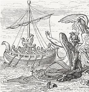 Odysseus Sirens. Photo: Getty