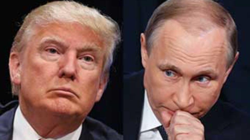 Donald Trump and Vladimir Putin have shared a 'constructive' phone ...