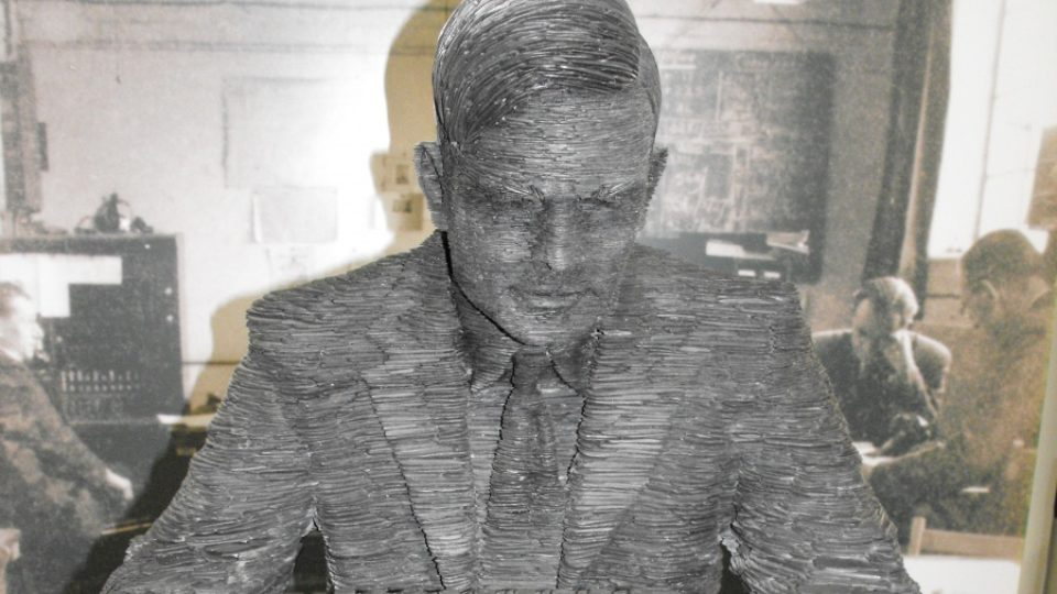 alan Turing Bletchley Park
