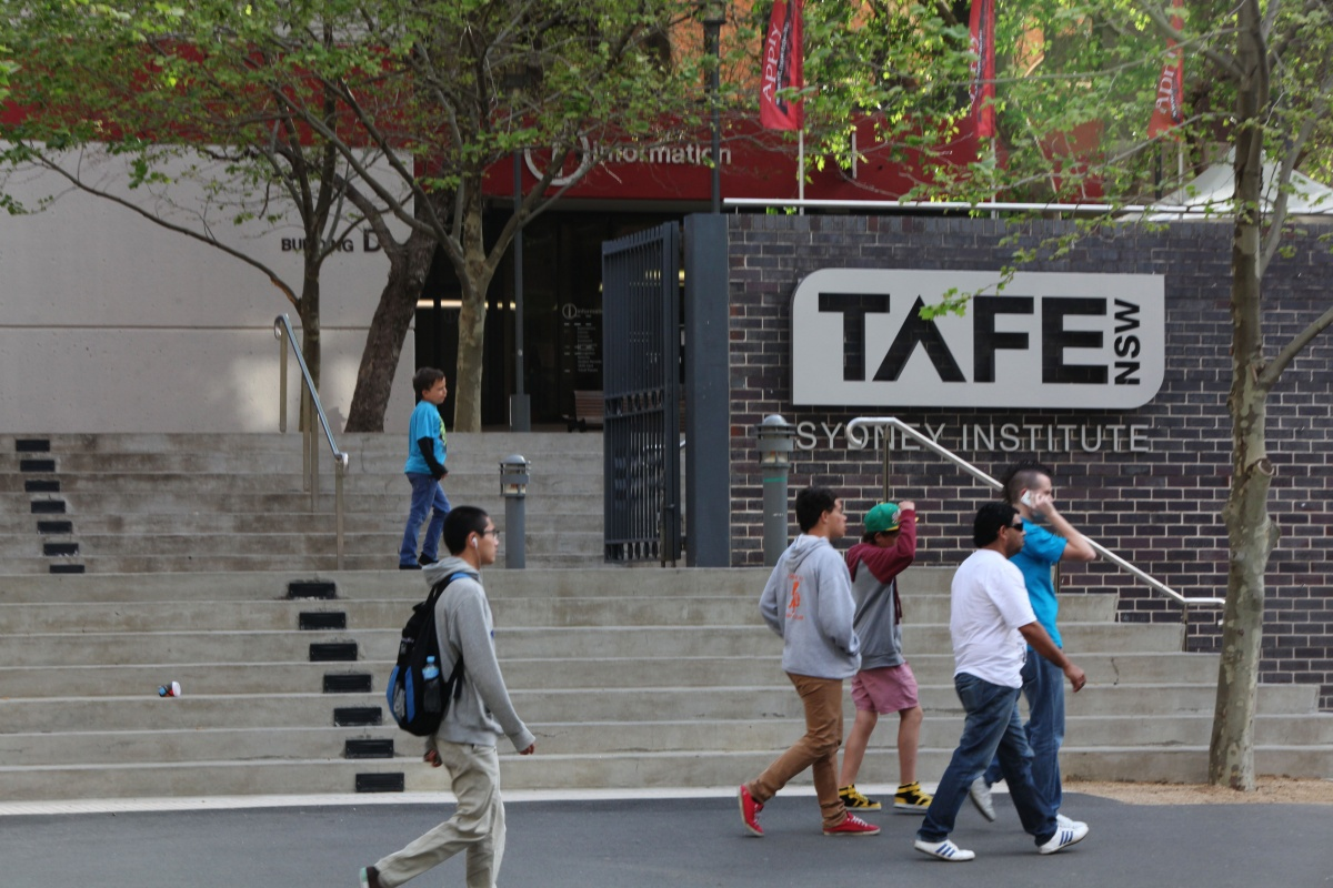 TAFEs will be automatically eligible for the payment system. Photo: AAP
