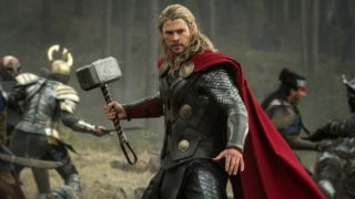 Thor Hemsworth Marvel