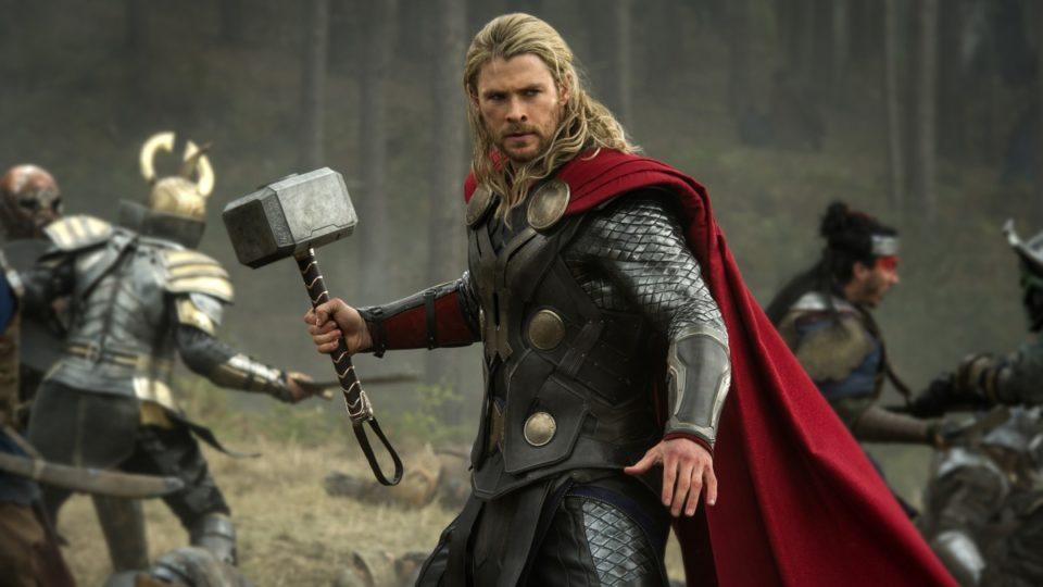 Thor Hemsworth Marvel
