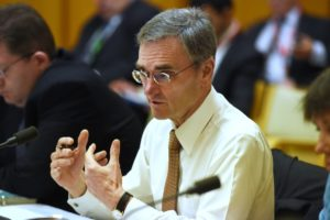 Australian Securities and Investments Commission (ASIC) chairman Greg Medcraft.