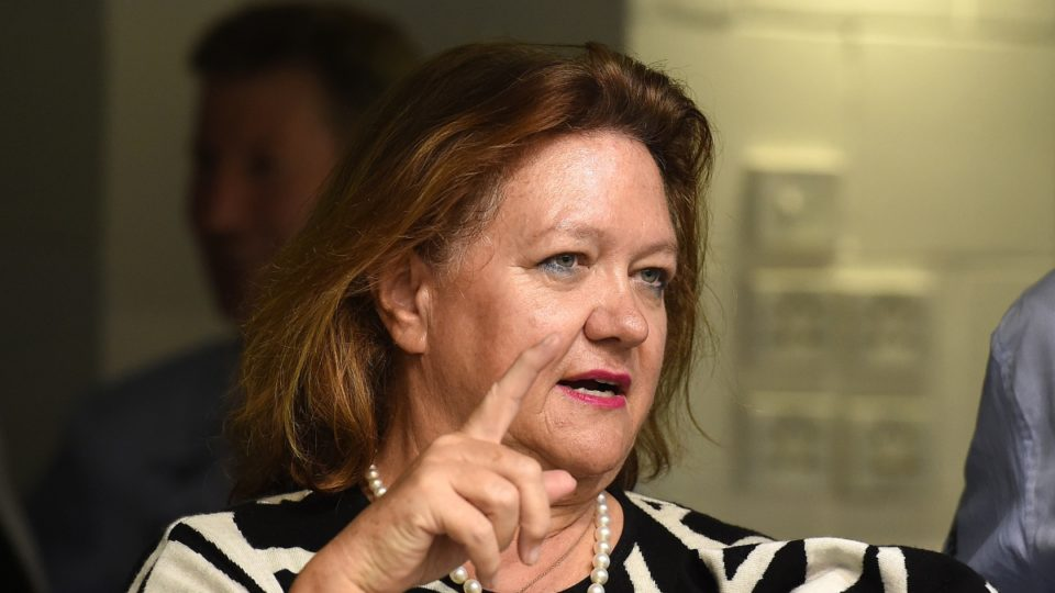 Australian consortium withdraws bid after Rinehart group ups offer