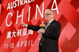 Andrew Robb China trade