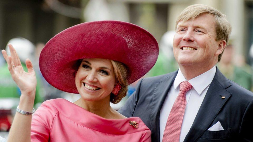 Dutch royals King Willem–Alexander Queen Maxima