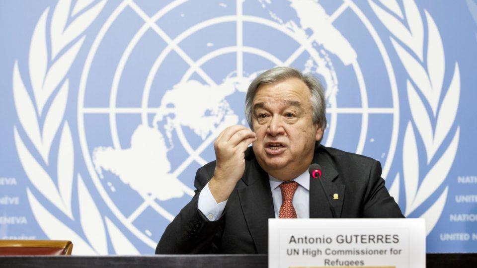 Antonio Guterres UN