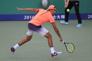 Nick Kyrgios Shanghai Masters 2016