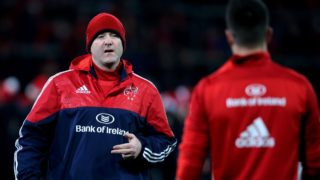 Anthony Foley was only 42 when he died in his hotel room.