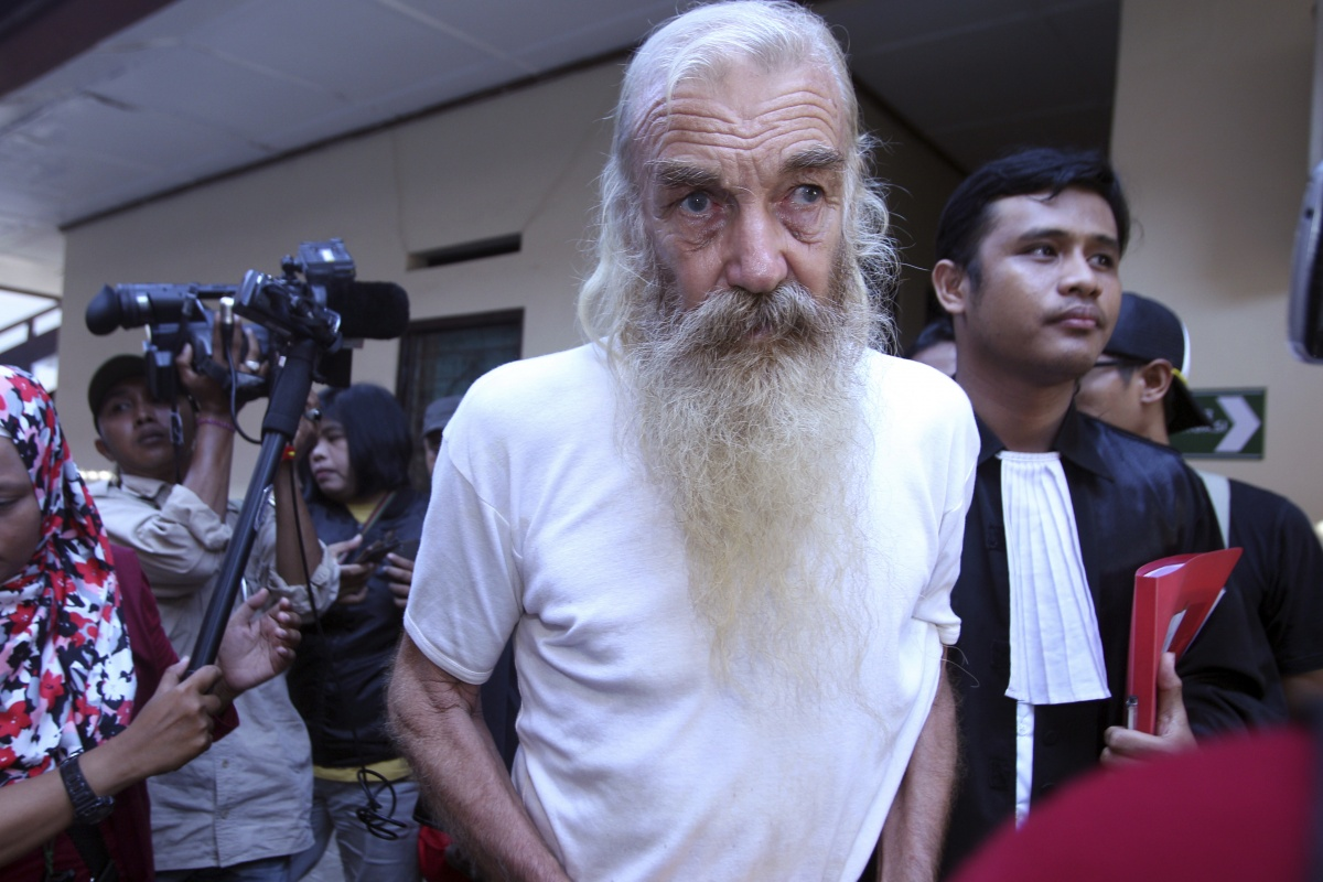 """""""Mr Ellis is not the kind of man who deserves imprisonment"""", Ellis wrote in a letter. Photo: AAP"""