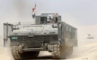 Mosul Bartila Iraq
