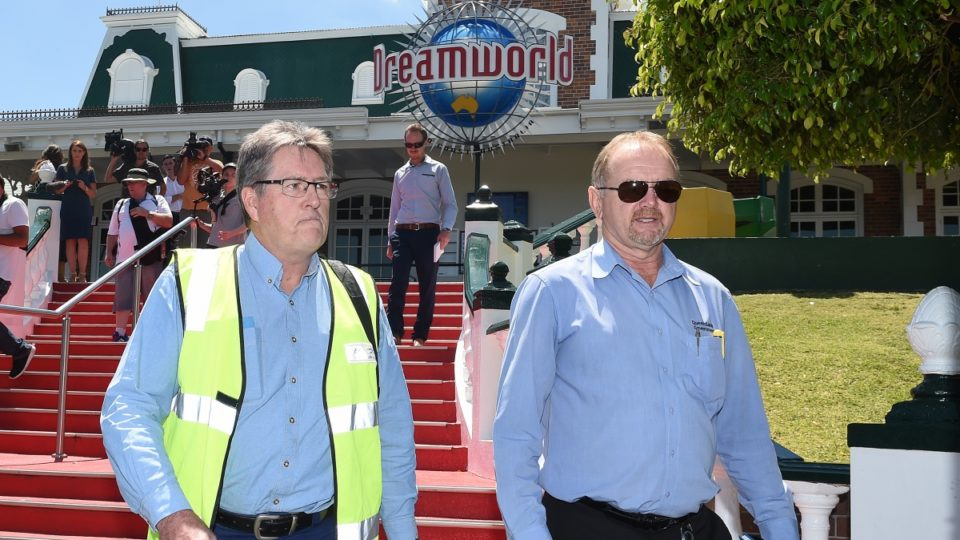 Dreamworld closed