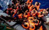 Mediterranean rescue migrants MSF