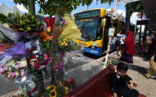 Bus driver death