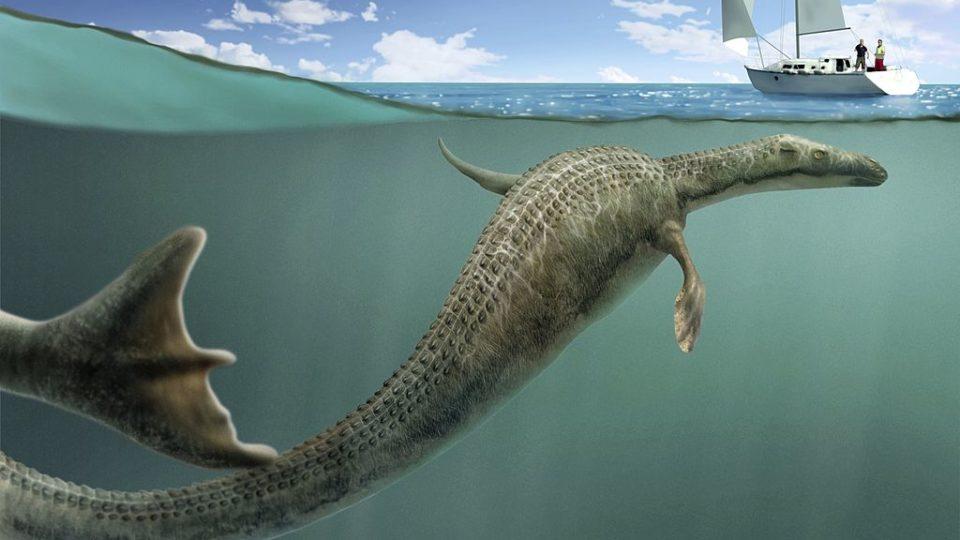 Did the Loch Ness Monster make it to Alaska?