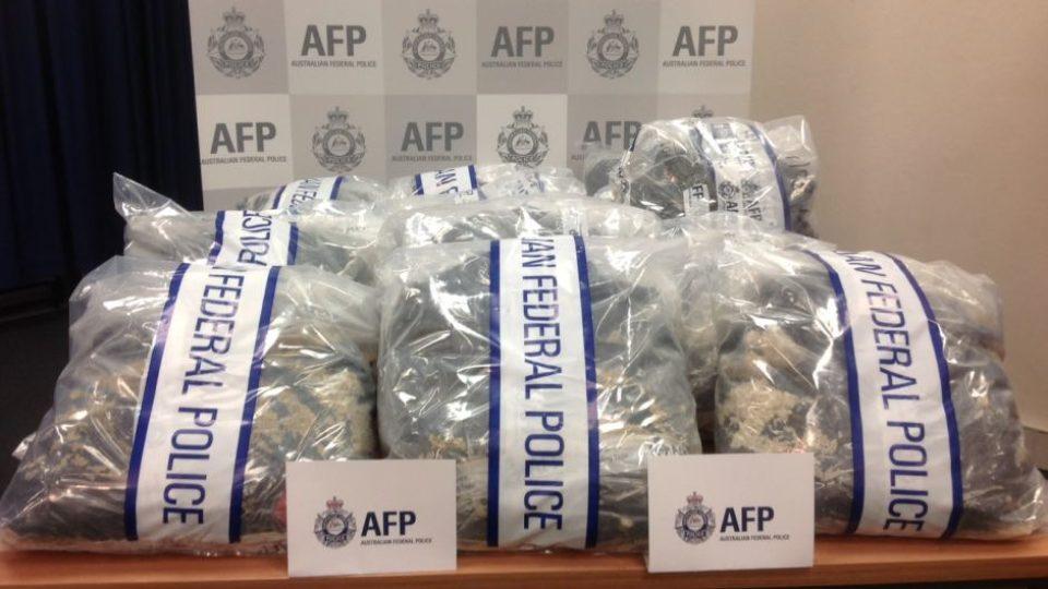 AFP MDMA
