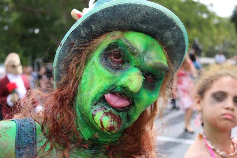 wicked witch zombie