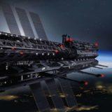 Asgardian satellite