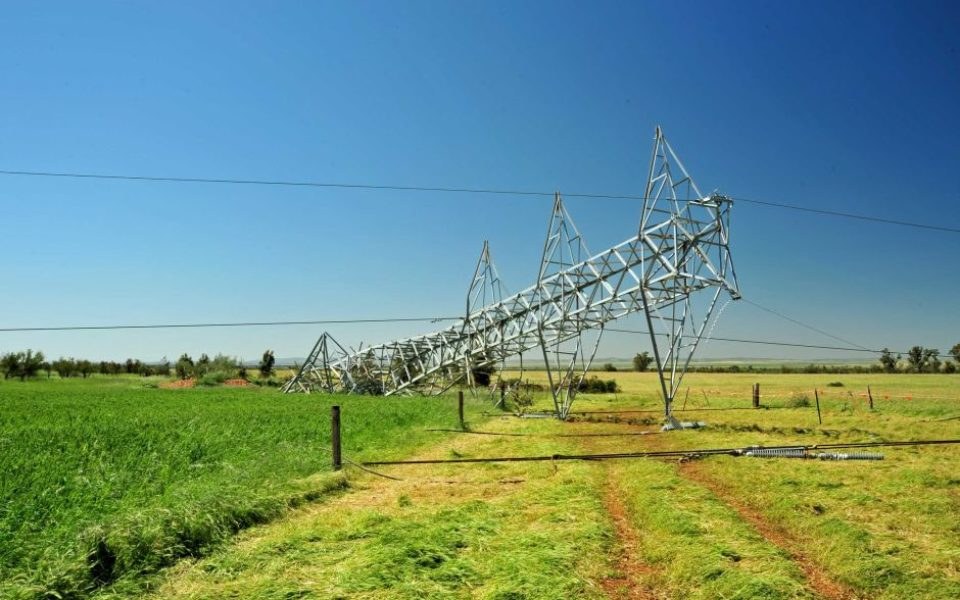 Wind Farms Lost Power Due To Safety Settings During Sa