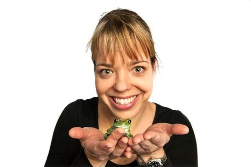 Dr Jodi Rowley is a biologist at the Australian Museum and University of New South Wales.
