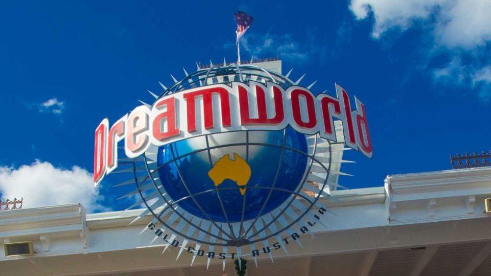 Dreamworld entrance