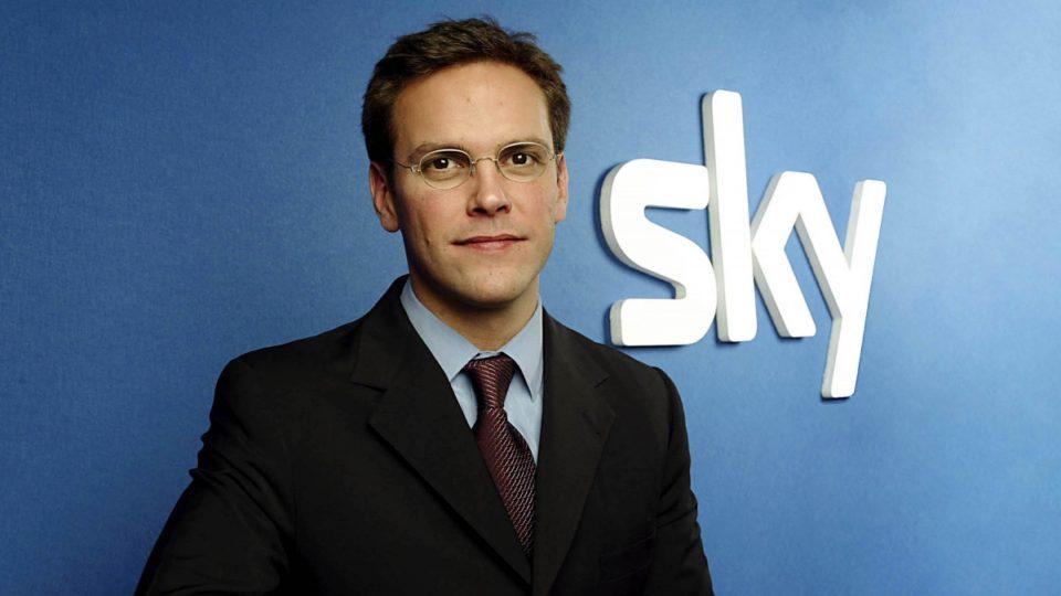 James Murdoch Sky