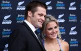 Richie McCaw and Gemma Flynn are New Zealand royalty.