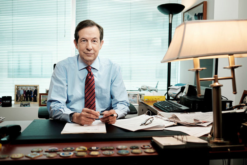 Fox News Sunday host Chris Wallace will moderate. Photo: Getty