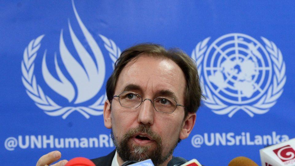 Zeid Ra'ad al–Hussein