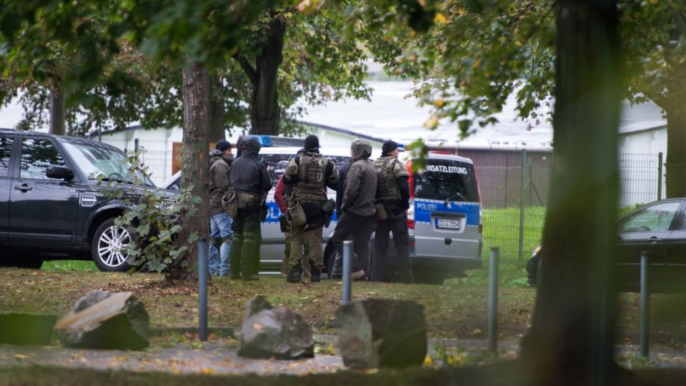 Chemnitz bomb suspect