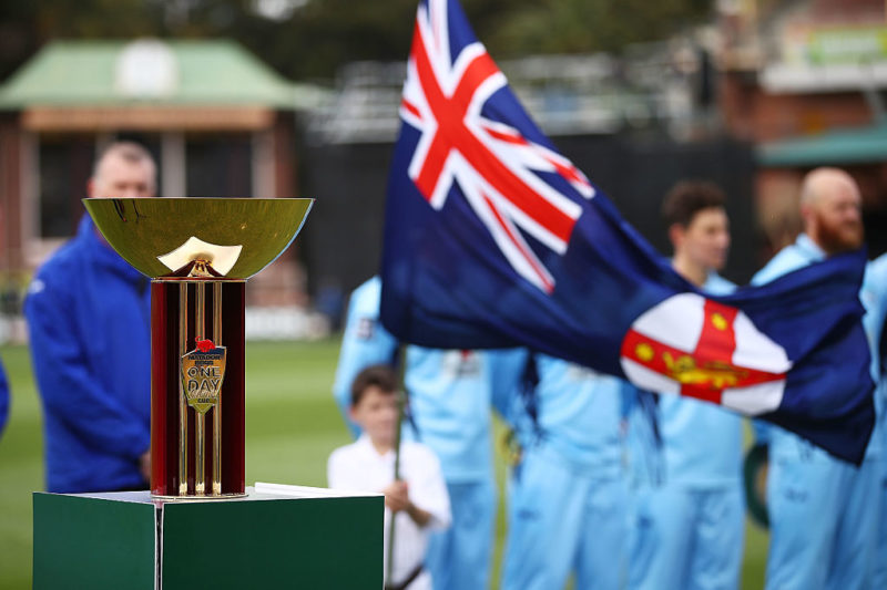 NSW took home the trophy.