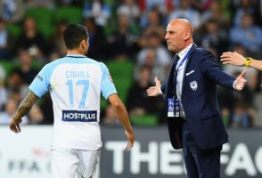 Victory coach Kevin Muscat has been fined $5000.