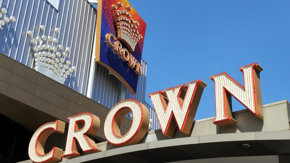 Crown casino visitor figres big casino uk