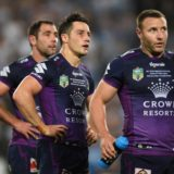 Cameron Smith, Cooper Cronk and Blake Green