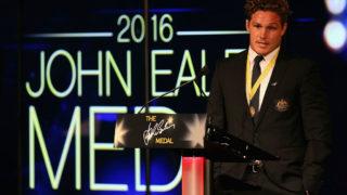 Michael Hooper - 2016 John Eales Medal