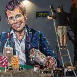 Mike Baird mural