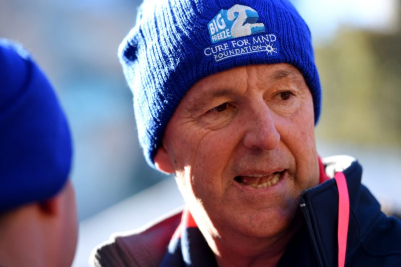 Former AFL legend Neale Daniher has been the public face of raising awareness for MND.